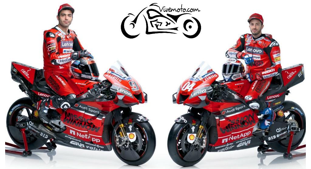 DucatiMotoGP2020