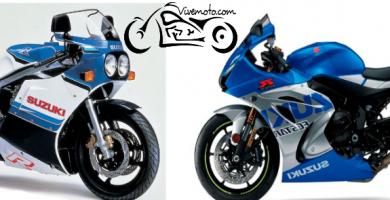 Comparativa Suzuki